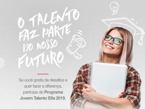 Programa Jovem Talento Elfa 2019